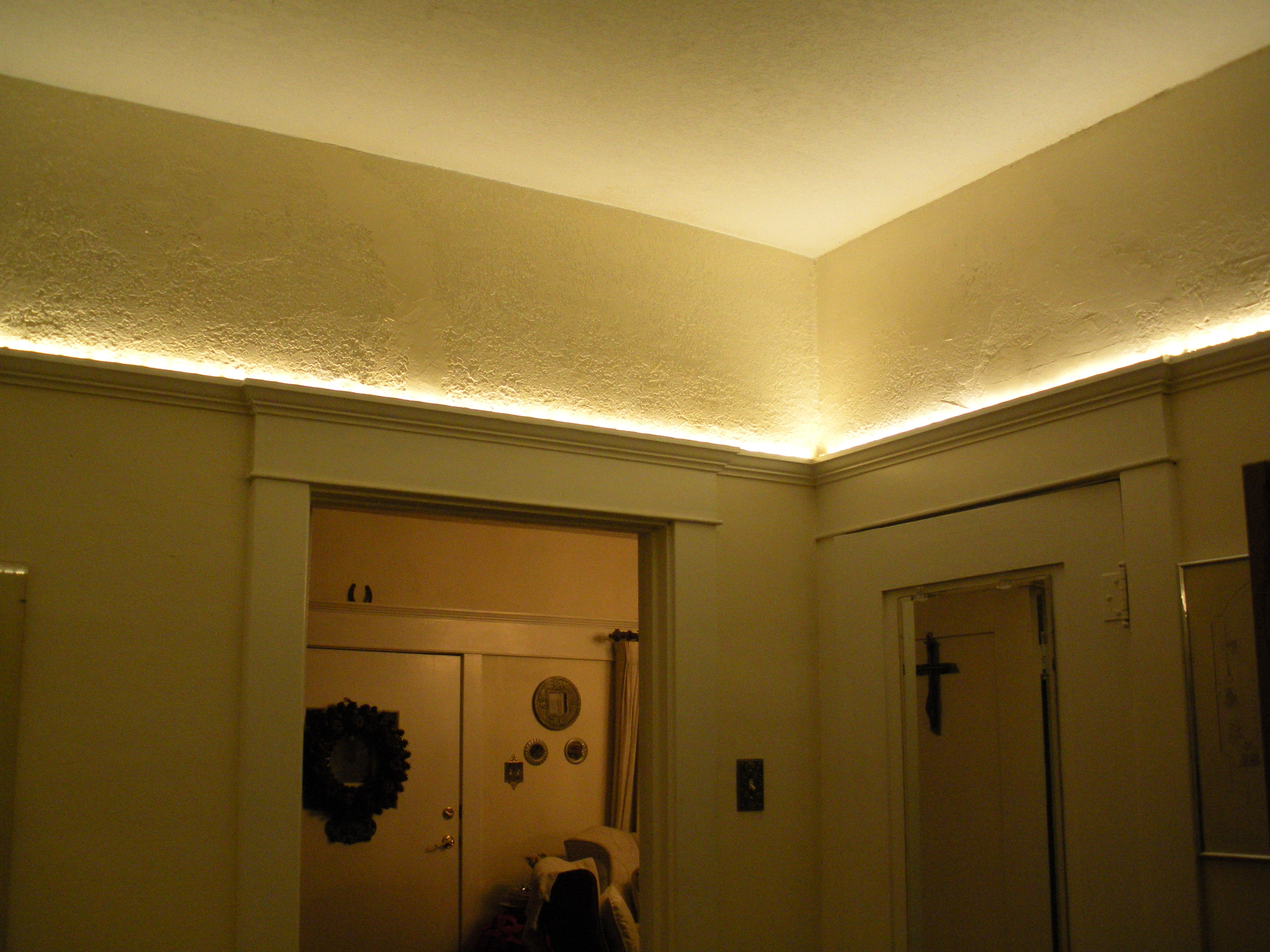 Crown Molding Lighting